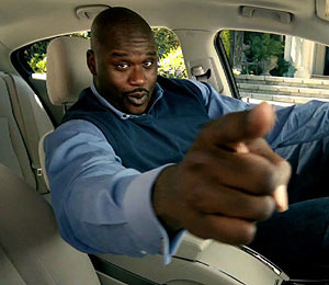 Video! Shaq Reveals 'Ohhhh Factor' in New Buick Ad