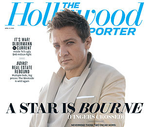 Jeremy Renner on Being 'Bourne': 'A Game-Changer in ...