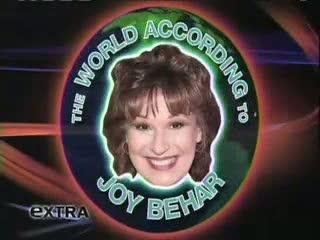 The World According to Joy Behar
