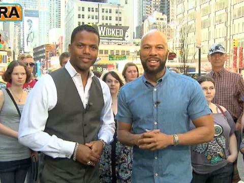 'Extra' Raw! Catching Up with Common