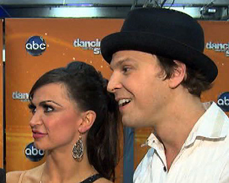 'DWTS' Backstage: Gavin DeGraw Talks about Elimination