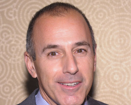 Video! Matt Lauer Announces He's Staying with 'Today'