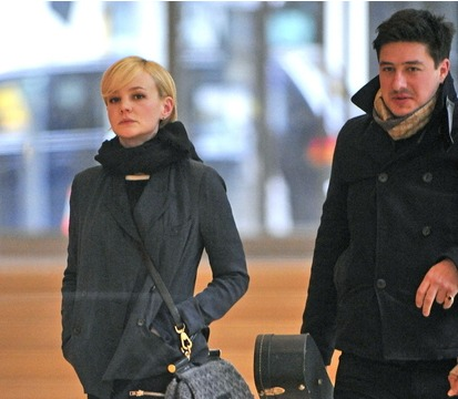 Carey Mulligan and Marcus Mumford Tie the Knot!