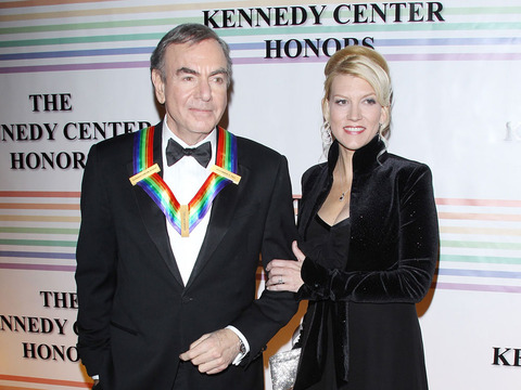 Neil Diamond Marries for Third Time