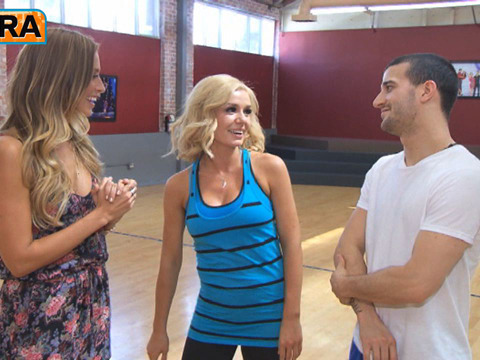 'DWTS' Preview: What's Next for Katherine Jenkins and Mark Ballas?