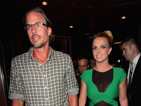 Britney Spears Has a New Conservator... Her Fiance!
