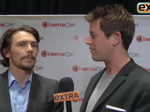 'Extra' at Cinemacon