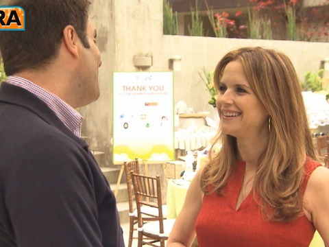 Kelly Preston on Her Diet Program: 'It Curbs Your Appetite and Gives You Energy'