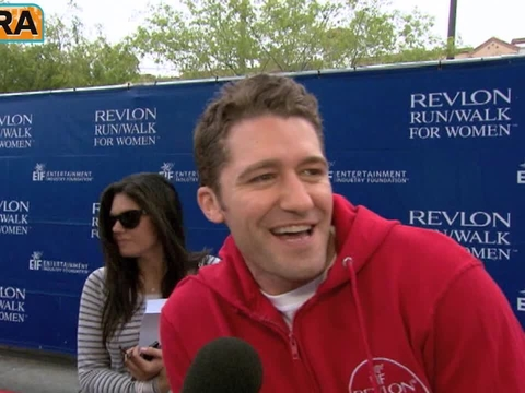 Mario Lopez and Others at the EIF/Revlon Run/Walk