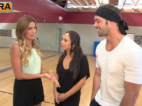 'DWTS' Preview: William Levy to Strip in Finals?