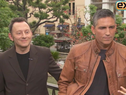 Rapid-Fire Quiz with Jim Caviezel and Michael Emerson