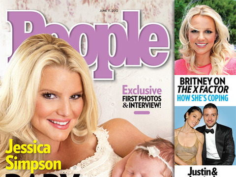 Jessica Simpson Debuts Baby Maxwell, Not Worried About Losing Baby Weight