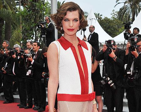 Milla Jovovich Shares Her L'Oreal Beauty Secrets