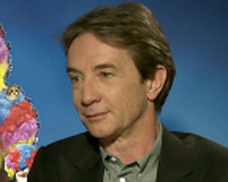 Martin Short Graciously Reacts to Kathie Lee's Gaffe About Late Wife
