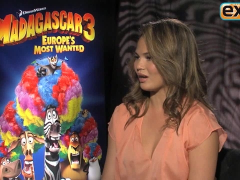 'Extra' Raw! Hangin' With the Stars of 'Madagascar 3'