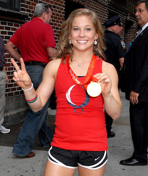 US Gymnast Shawn Johnson Retires