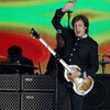 Paul McCartney Subbing for Kurt Cobain at Sandy Benefit