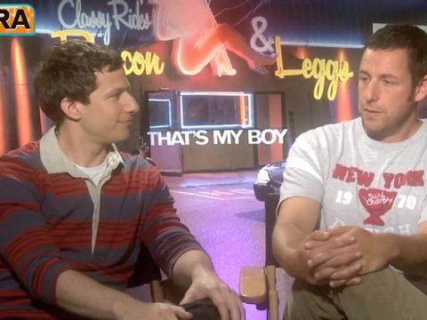 Andy Samberg Talks About Leaving 'SNL'