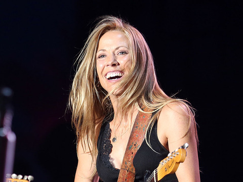 Sheryl Crow on Brain Tumor: 'I Don't Have to Worry About It'