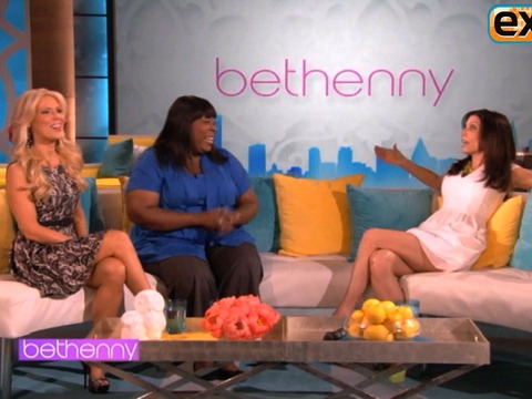 Preview! Bethenny Talks Bras with Gretchen Rossi and Loni Love