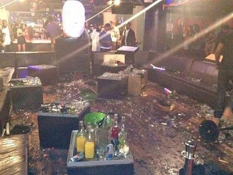 Chris Brown/Drake Brawl Fallout: Club Loses Booze License