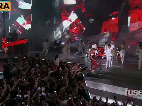 Performances at the 2012 MuchMusic Awards