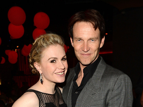 Anna Paquin Expecting Twins?