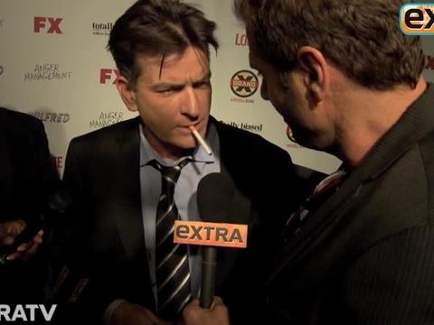 Charlie Sheen Denies Trashing Ritz-Carlton: 'I'm Welcome Back Anytime'