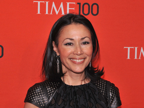 Ann Curry Says Goodbye to 'Today'