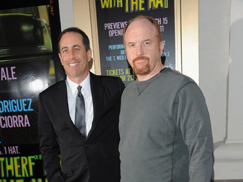 Jerry Seinfeld to Guest Star on 'Louie'