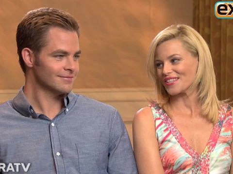Will Chris Pine and Elizabeth Banks Ever Hook-Up in a Movie?