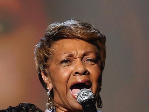 Cissy Houston Pays Emotional Tribute to Whitney at BET Awards