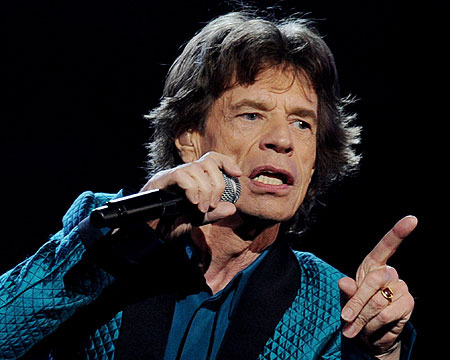 Mick Jagger Biographer: He's 'Slept with 4,000 Women'