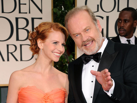 Kelsey Grammer Welcomes Baby Girl