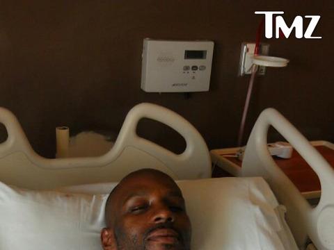 DMX Hospitalized After Four-Wheeler Crash