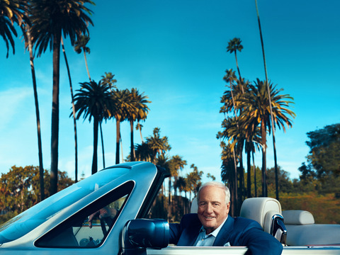 Producer Jerry Weintraub to Be Honored at Zurich Film Festival