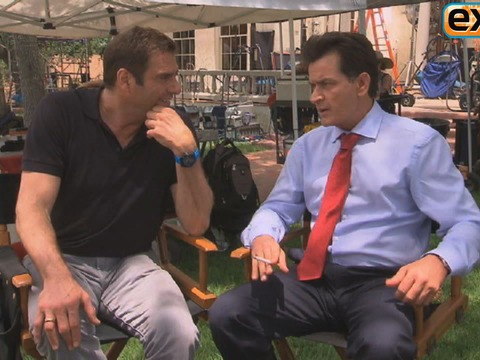Charlie Sheen on 'Machete,' 'Idol' and Romance Rumors