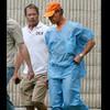 Extra Scoop: Randy Travis Leaves Jail in Paper Suit