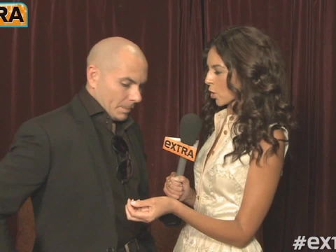 Pitbull Dishes on Concert Secrets