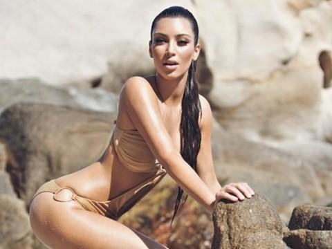 Battle of the Twit-kinis: Kim Kardashian vs. Heidi Klum