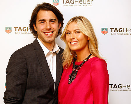 Love No More: Maria Sharapova and Sasha Vujacic Split