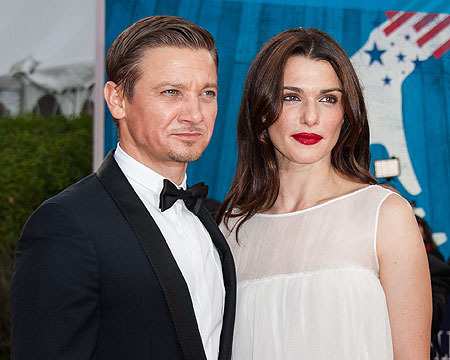 Rachel Weisz and Jeremy Renner attended the Deauville American Film Festival…