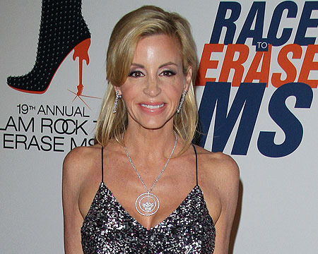Camille Grammer Responds to Sexless Marriage Claim: 'Not True!'