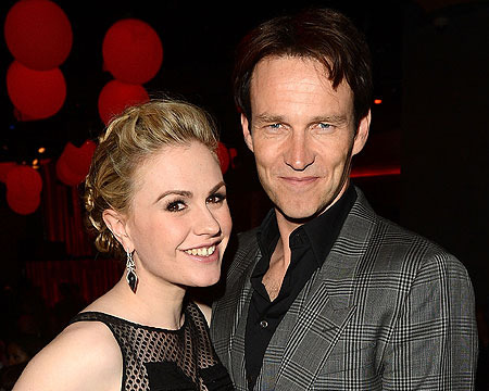 Anna Paquin and Stephen Moyer Become Parents to Twins