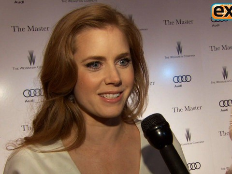 Video! Amy Adams Explains Role in 'The Master'
