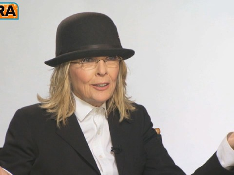 Diane Keaton on Being a Sports Mom
