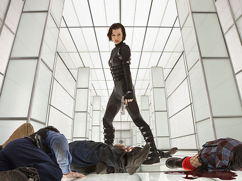 Weekend Box Office: 'Resident Evil' Takes Top Spot