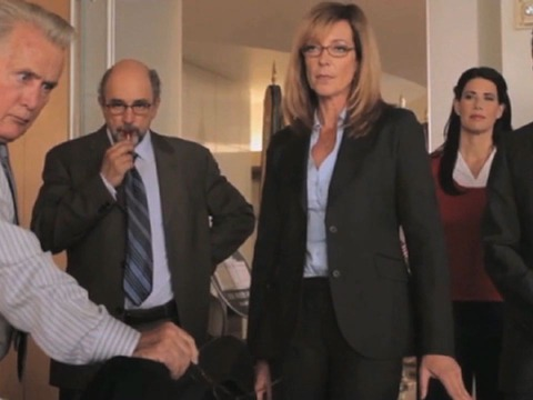 'The West Wing' Cast Reunites for Voting PSA