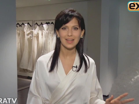 Hilaria Baldwin Gets Fitted for the Emmys