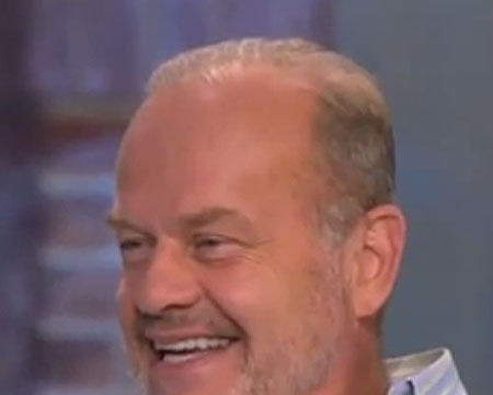 Kelsey Grammer Talks Bad Decisions and Body Art on 'Anderson Live'